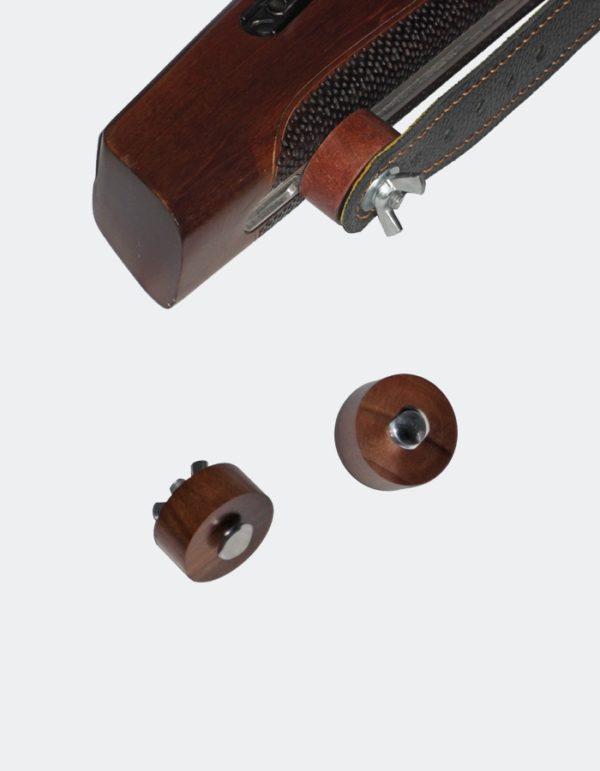 Антабка под ремень стрелковый для биатлона