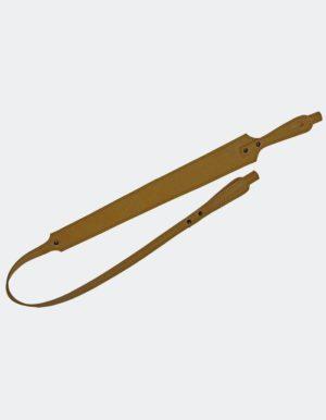 Ремень для ружья «карабинный» плечевой (нат.кожа)