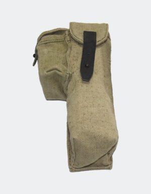 Сумка для магазина ПП «Бизон» (лён) (ПП-19Ш) S1