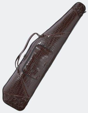 Чехол для оружия с оптикой 75-135(кожа)